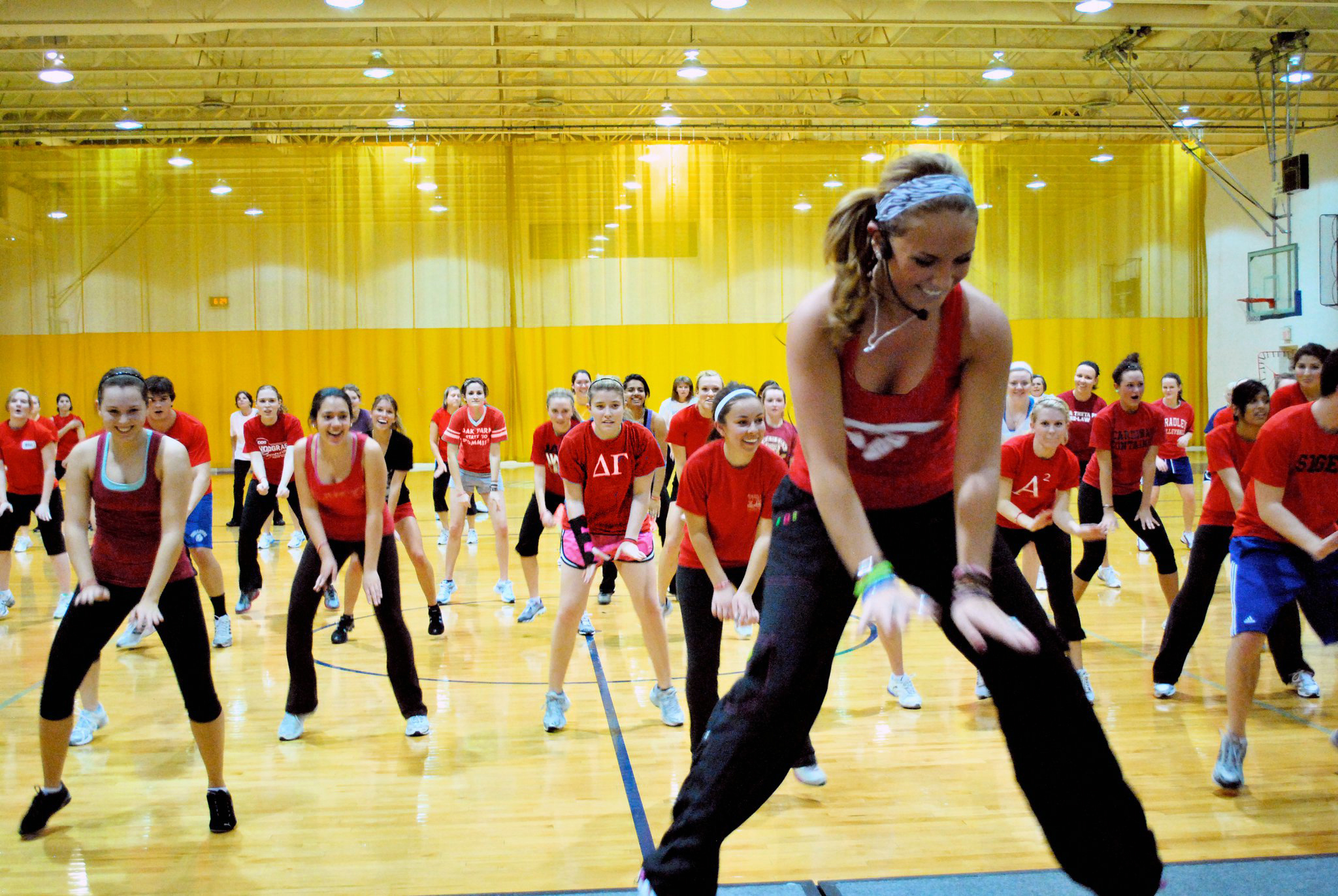 Go Red Week Zumbathon