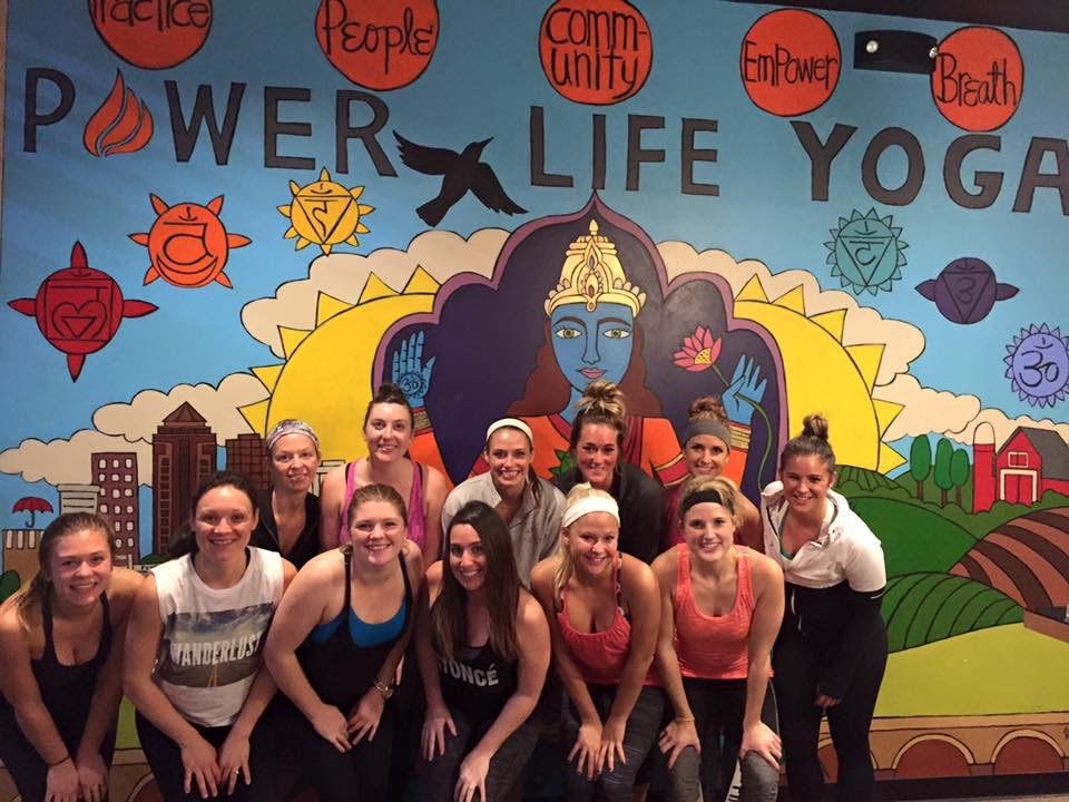 Certified Yoga Sculpt Instructors