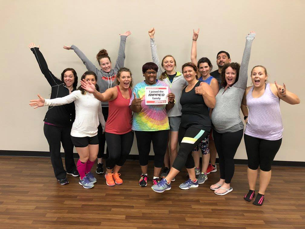 New St. Louis RIPPED instructors!